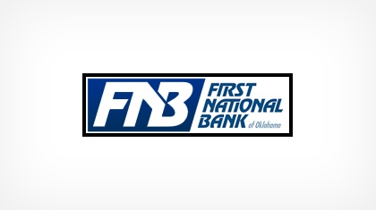 First National Bank of Oklahoma logo