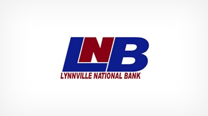 The Lynnville National Bank logo