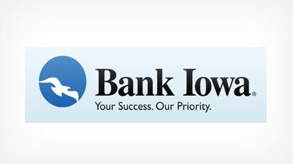 Bank Iowa logo