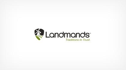 Landmands National Bank logo