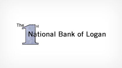 The First National Bank of Logan Logo