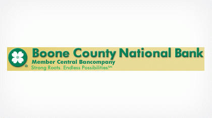 Boone County National Bank logo