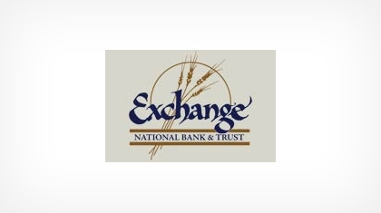 The Exchange National Bank and Trust Company of Atchison logo