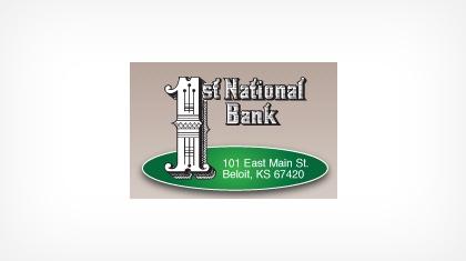 The First National Bank of Beloit Logo