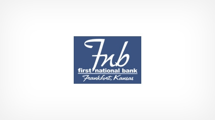 First National Bank In Frankfort Logo