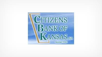 Citizens Bank of Kansas, National Association Logo