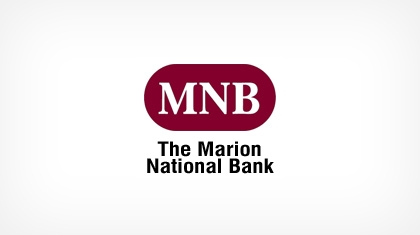 The Marion National Bank logo
