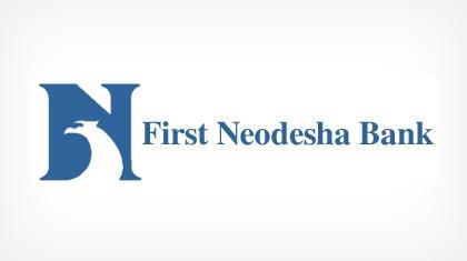 First Neodesha Bank Logo
