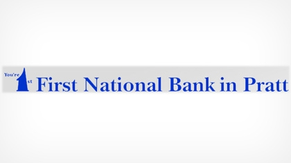 First National Bank In Pratt logo