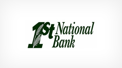 The First National Bank of Scott City logo