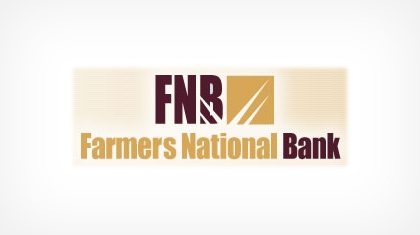 The Farmers National Bank of Stafford logo