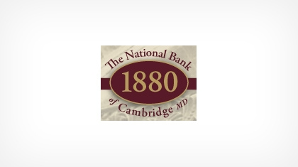 The National Bank of Cambridge Logo