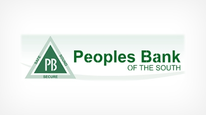 Peoples Bank of the South (La Follette, TN) logo