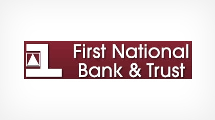 The First National Bank & Trust Company of Iron Mountain Logo