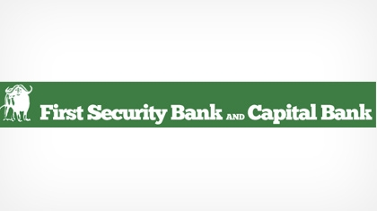 First Security Bank - Canby. logo