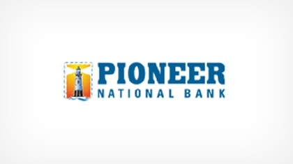 The Pioneer National Bank of Duluth logo