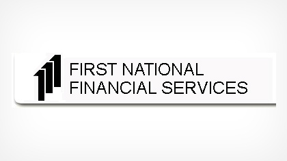 The First National Bank of Elk River Logo