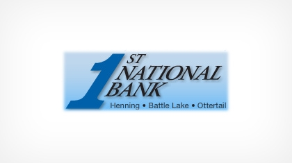 The First National Bank of Henning Logo