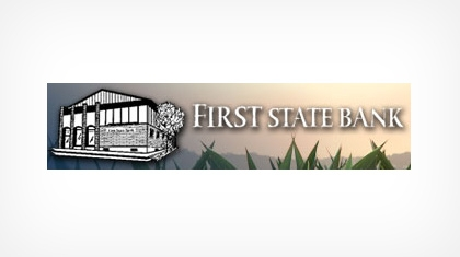 First State Bank of Kiester logo