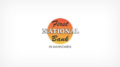 First National Bank In Mahnomen Logo