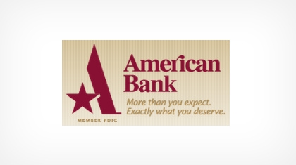 American Bank of the North logo