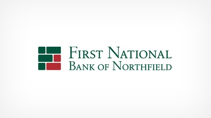 The First National Bank of Northfield Logo