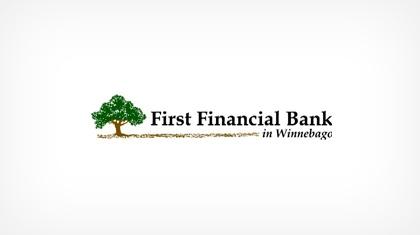 First Financial Bank In Winnebago Logo