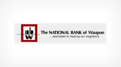 The National Bank of Waupun logo
