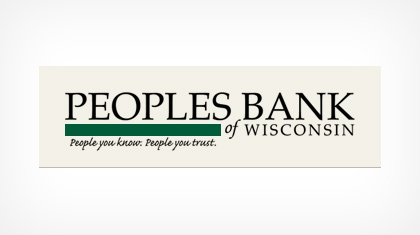 Peoples Bank of Wisconsin logo