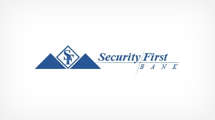 Security First Bank (Cheyenne, WY) logo
