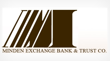 Minden Exchange Bank & Trust Company logo