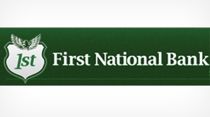 The First National Bank of Seymour logo