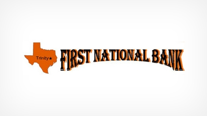The First National Bank of Trinity logo