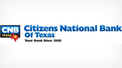 Citizens National Bank of Texas logo