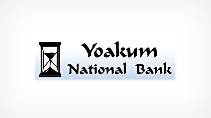 The Yoakum National Bank logo