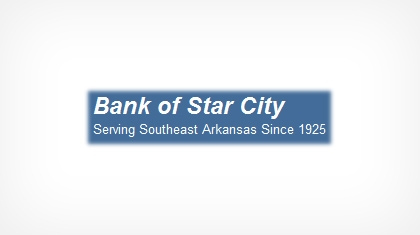 Bank of Star City logo