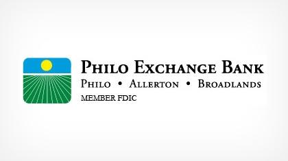Philo Exchange Bank logo