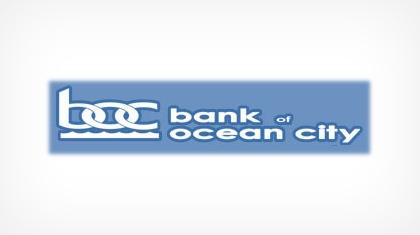 Bank of Ocean City logo