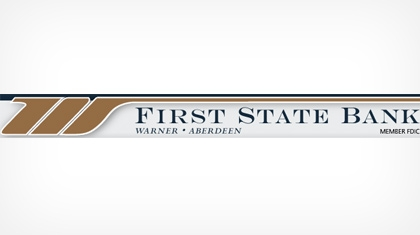 First State Bank of Warner, S. Dak. logo