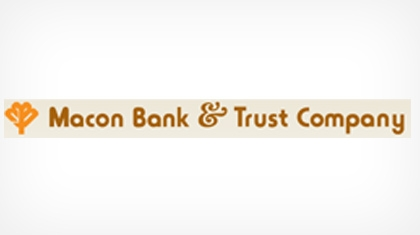 Macon Bank and Trust Company logo