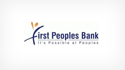 First Peoples Bank, Inc. Logo