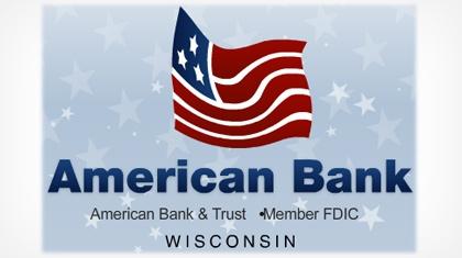 American Bank & Trust Wisconsin logo