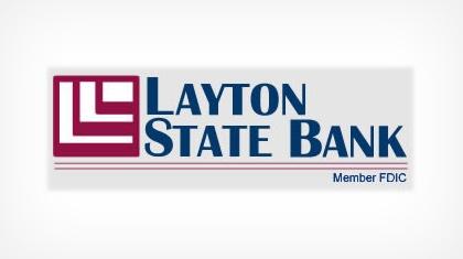 Layton State Bank logo