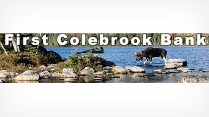 The First Colebrook Bank logo