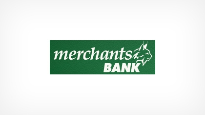 The Merchants Bank logo