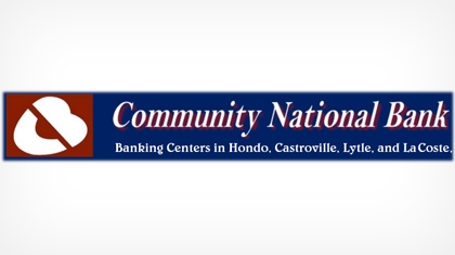 Community National Bank (Hondo, TX) Logo