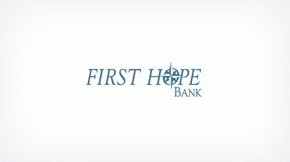 First Hope Bank, A National Banking Association Logo