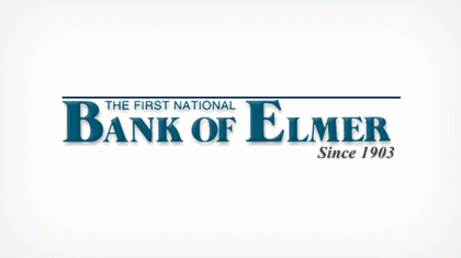 The First National Bank of Elmer Logo