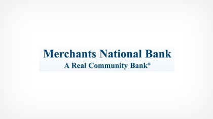 The Merchants National Bank logo