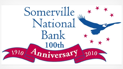 The Somerville National Bank logo